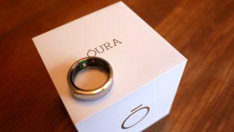 新型OURA Ringがやってきた:ファーストインプレッション