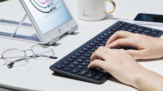 凝った造りと価格が魅力『iClever IC-BK15』 Bluetoothキーボードレビュー