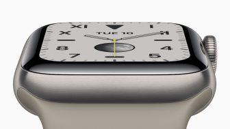 Apple Watch Series 5 Editionを注文したよ