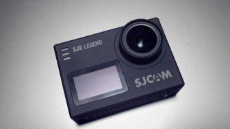文鎮から一転、SJCAM SJ6 Legend復活しました
